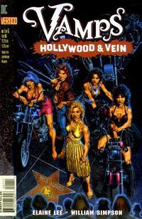 Vamps: Hollywood & Vein Vol 1 1