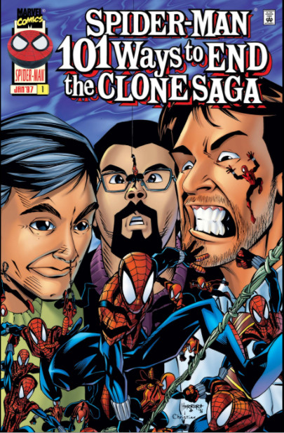 101 Ways to End the Clone Saga Vol 1 1
