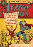 Action Comics Vol 1 80-B