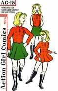 Action Girl Comics Vol 1 15