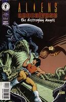 Aliens Apocalypse The Destroying Angels Vol 1 1