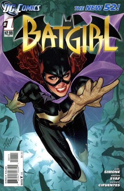 Batgirl Vol 4 1