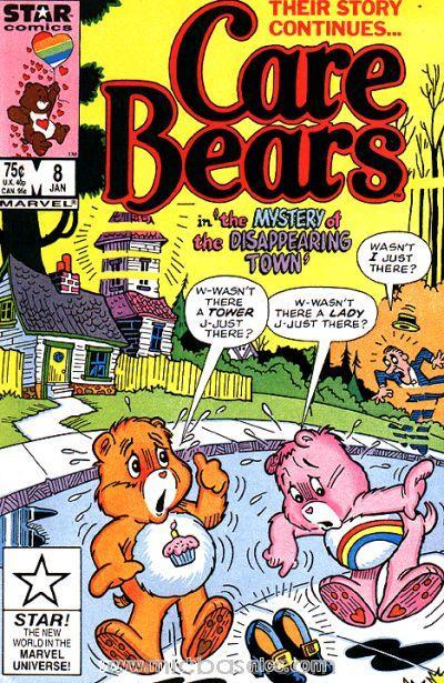 Care Bears Vol 1 8