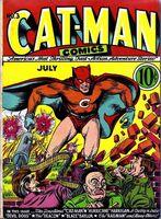 Cat-Man Comics Vol 1 3