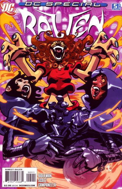 DC Special: Raven Vol 1 5