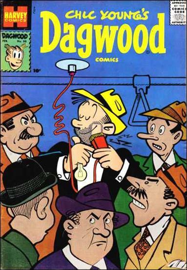 Dagwood Comics Vol 1 86