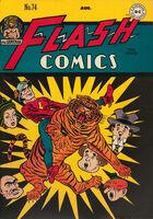 Flash Comics Vol 1 74