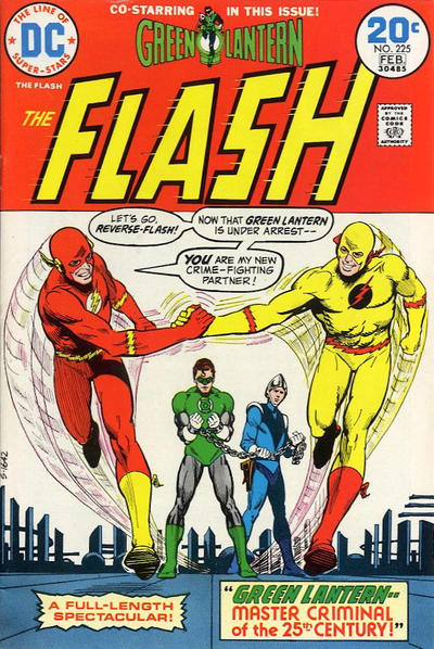 Flash Vol 1 225