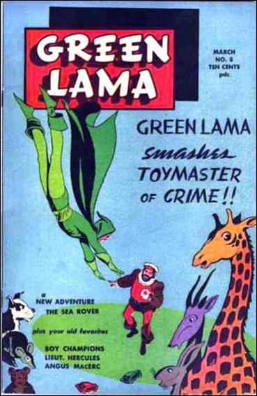 Green Lama Vol 1 8