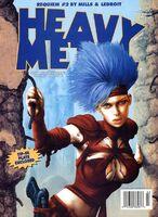 Heavy Metal Vol 28 1