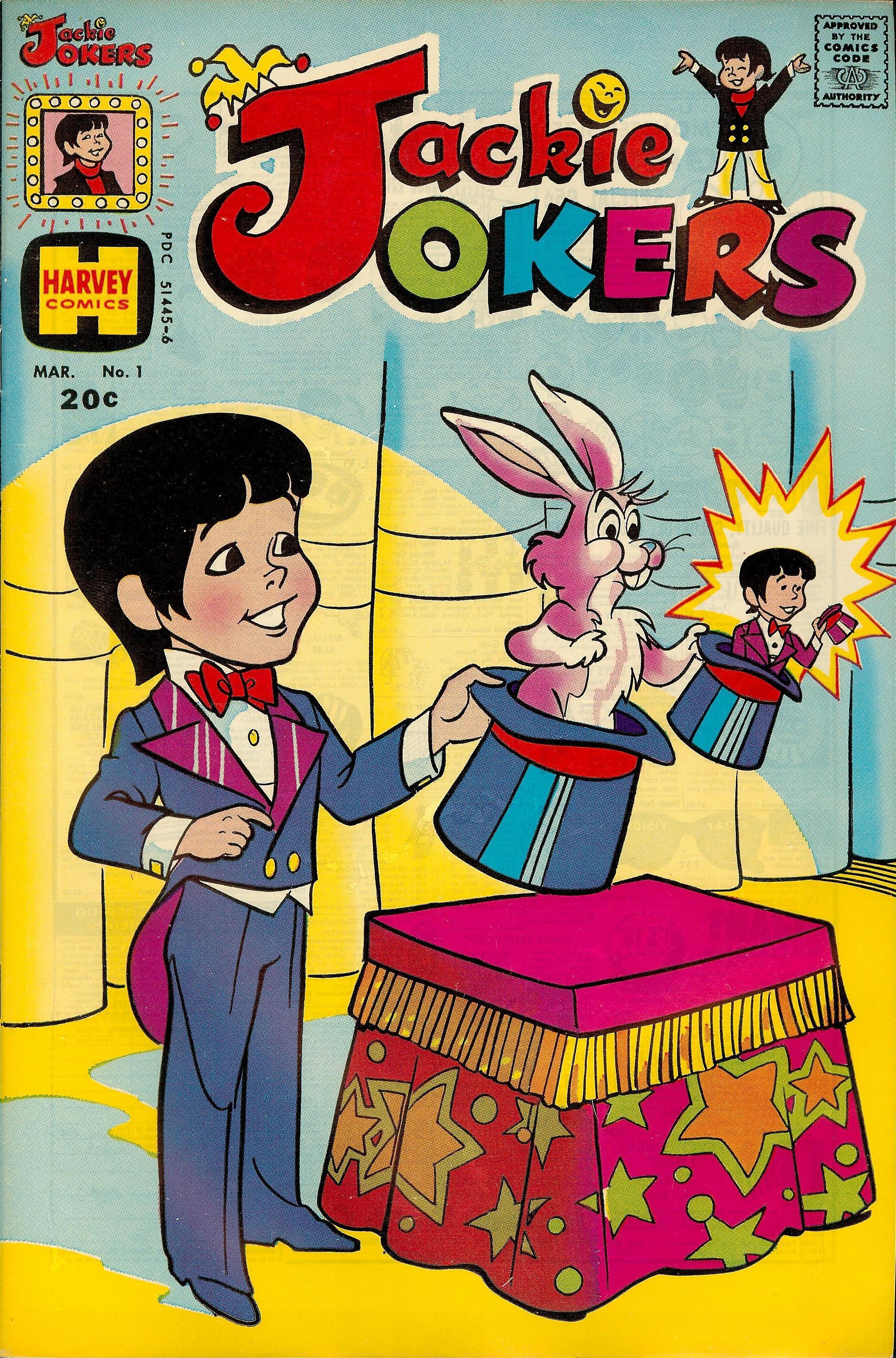 Jackie Jokers Vol 1