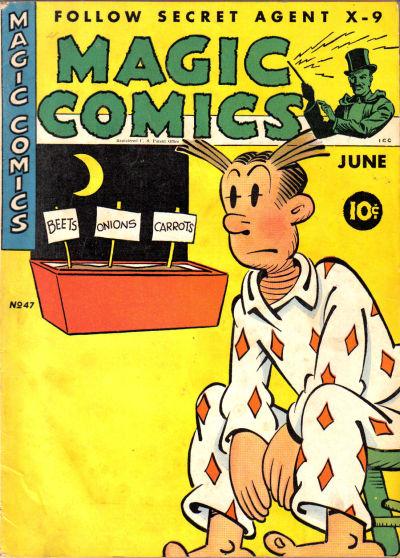 Magic Comics Vol 1 47