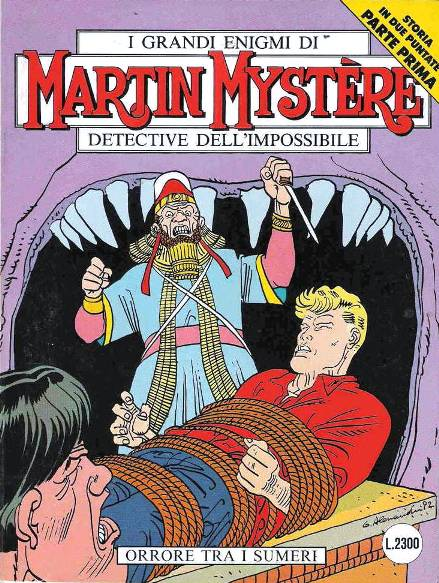 Martin Mystère Vol 1 126