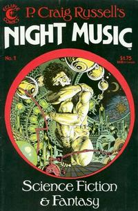 Night Music Vol 1 1