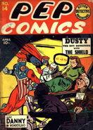 Pep Comics Vol 1 14