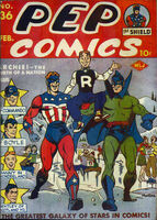 Pep Comics Vol 1 36