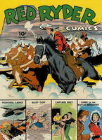 Red Ryder Comics Vol 1 16
