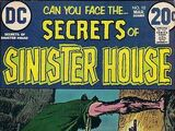 Secrets of Sinister House Vol 1 10