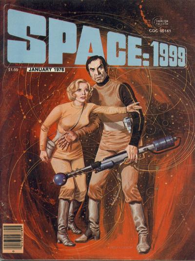 Space: 1999 Magazine Vol 1 2
