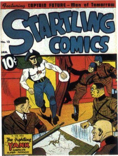 Startling Comics Vol 1 12