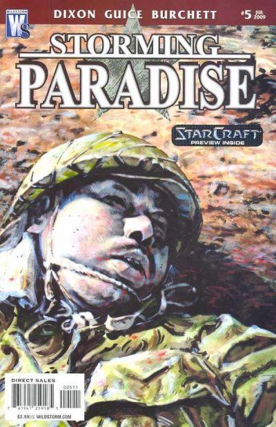Storming Paradise Vol 1 5