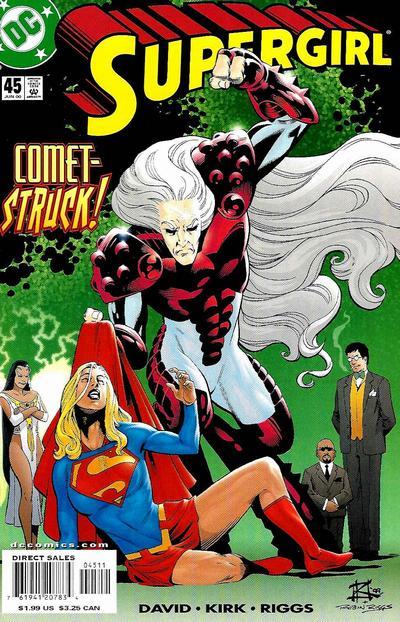 Supergirl Vol 4 45