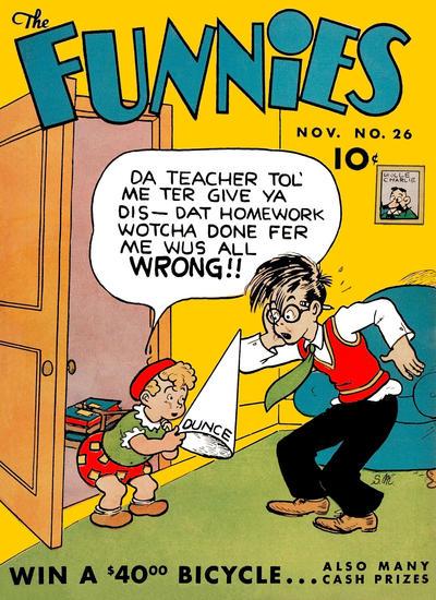 The Funnies Vol 2 26