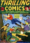Thrilling Comics Vol 1 30