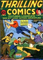 Thrilling Comics Vol 1 30