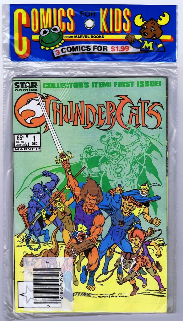 ThunderCats/Covers