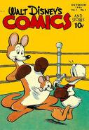 Walt Disney's Comics and Stories Vol 1 73