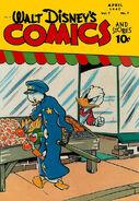 Walt Disney's Comics and Stories Vol 1 79