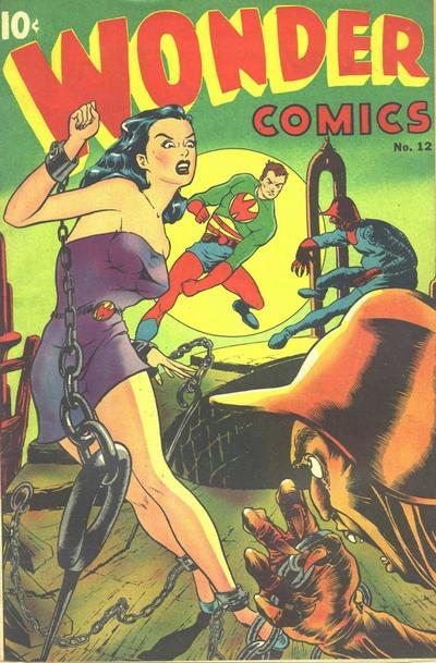 Wonder Comics Vol 1 12