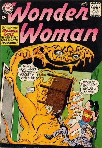Wonder Woman Vol 1 151
