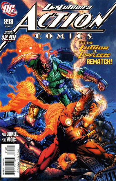 Action Comics Vol 1 898