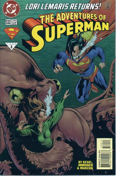 Adventures of Superman Vol 1 532
