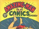 Amazing Man Comics Vol 1 5