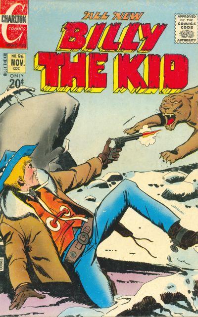 Billy the Kid Vol 1 96