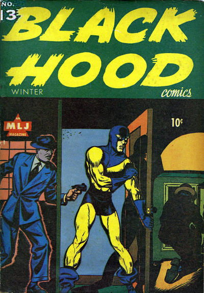 Black Hood Comics Vol 1 13