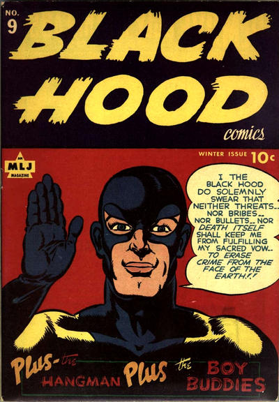 Black Hood Comics Vol 1 9