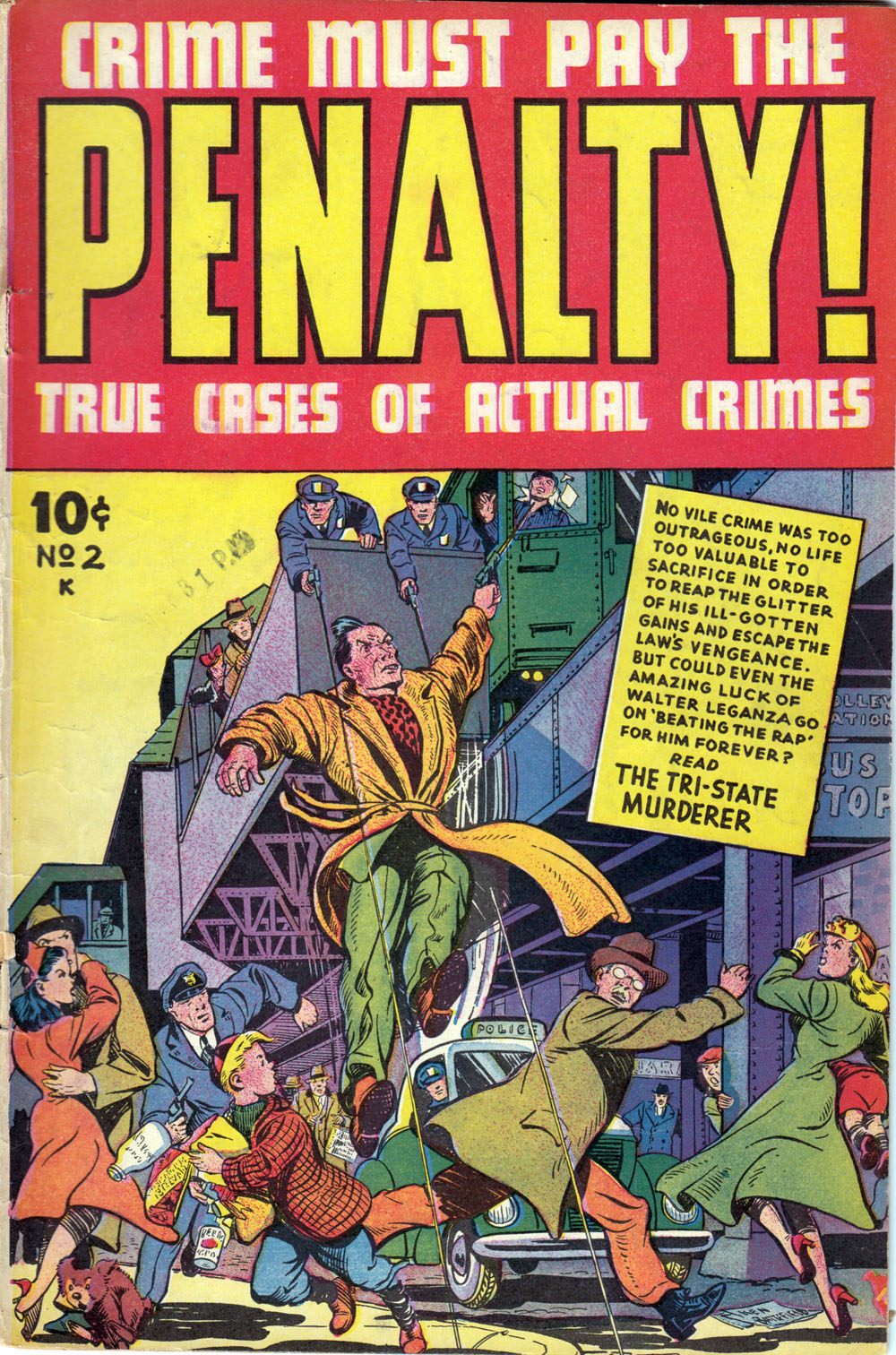 Crime Must Pay the Penalty Vol 2 2