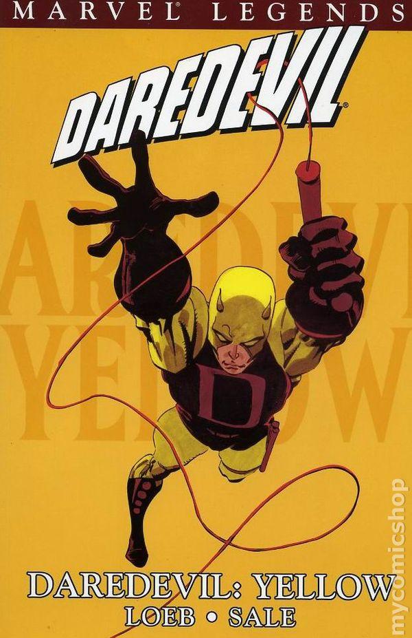 Daredevil Marvel Legends Vol 1