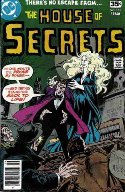 House of Secrets Vol 1 153