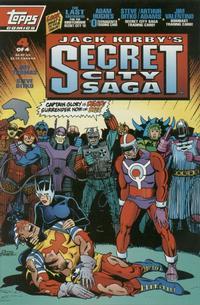 Jack Kirby's Secret City Saga Vol 1 4