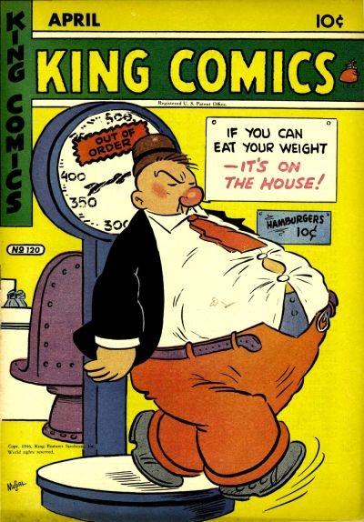 King Comics Vol 1 120