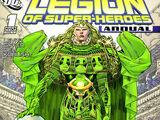 Legion of Super-Heroes Annual Vol 6