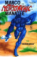 Marco, the Metamorphic Manatee Vol 1 1