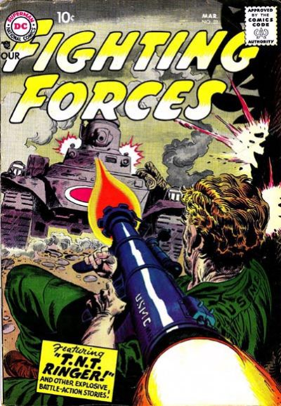 Our Fighting Forces Vol 1 31