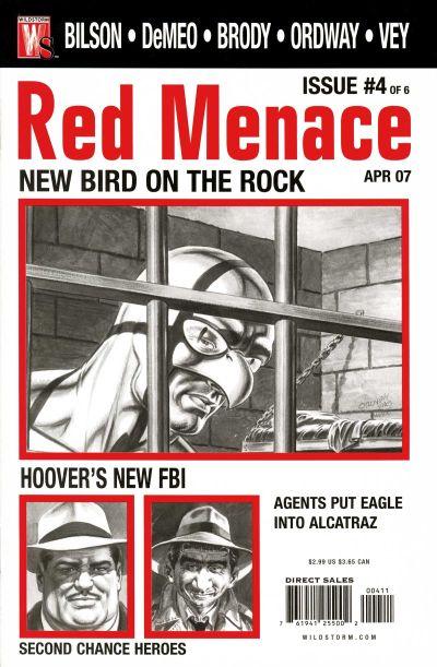 Red Menace Vol 1 4
