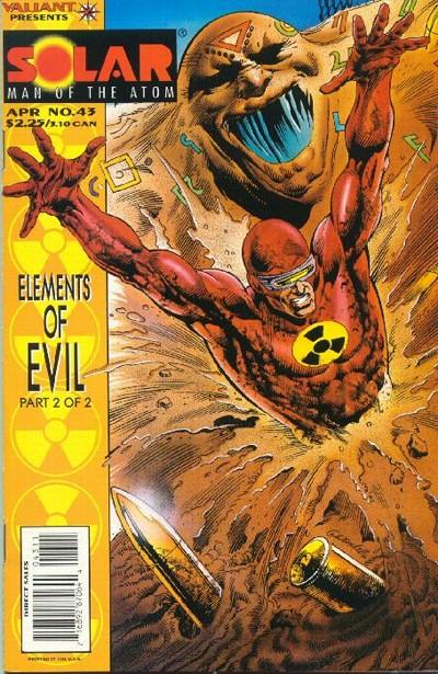 Solar, Man of the Atom Vol 1 43
